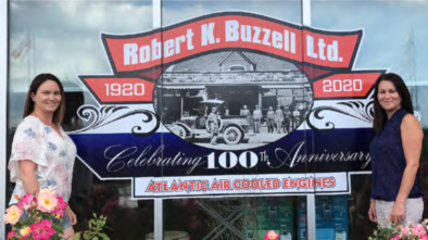 Robert K Buzzell ltd - Auto & Trucking Atlantic - 100 years!