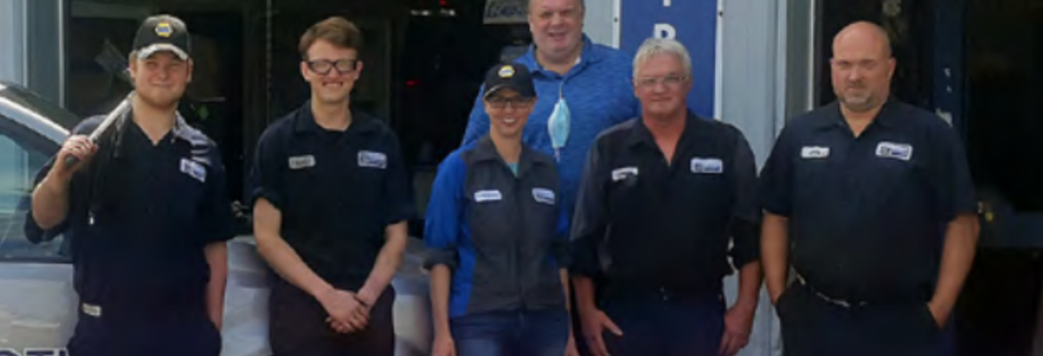 Auto & Trucking Atlantic - Beechville Napa Staff