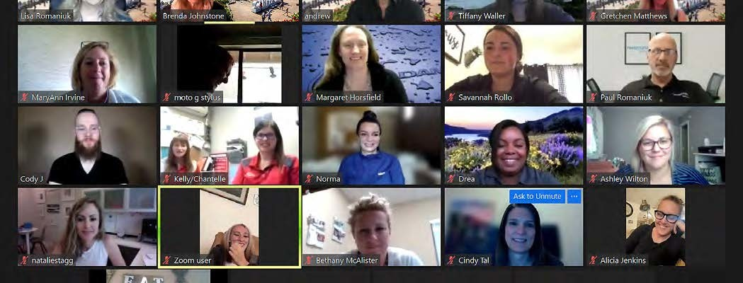 Anual Women in carwash virtual conference