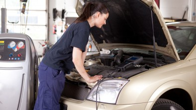 Car Care for Woman